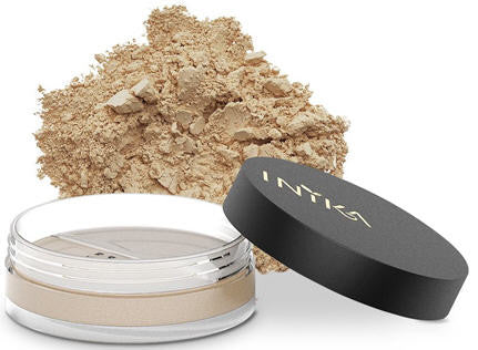 INIKA Loose Mineral Foundation SPF 15 Powder Strength