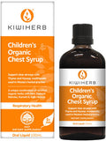 Kiwiherb Children's Chest Syrup 100ml