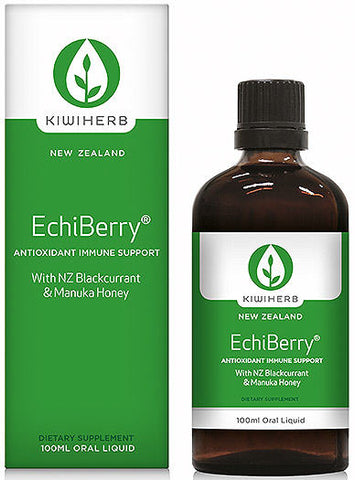 Kiwiherb EchiBerry Liquid 100ml