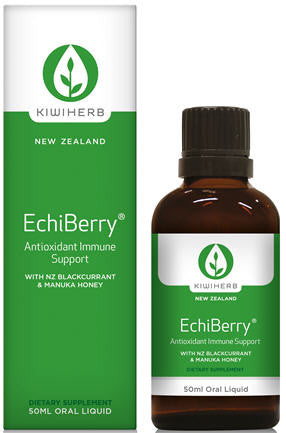 Kiwiherb EchiBerry Liquid 50ml
