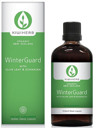 Kiwiherb WinterGuard Oral Liquid 100ml