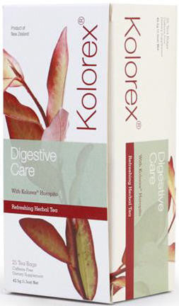 Kolorex® Digestive Care Teabags 25