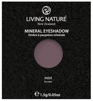 Living Nature Mineral Eyeshadow Mist (Shimmer - Purple)