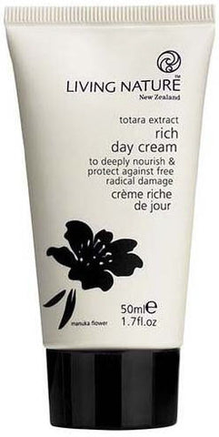 Living Nature Rich Day Cream 50ml