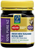 Manuka Health Manuka Honey MGO 400+ With Fresh NZ Royal Jelly 250g