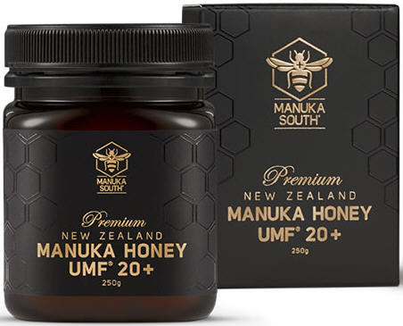 Manuka South Premium UMF 20+ Manuka Honey 250g