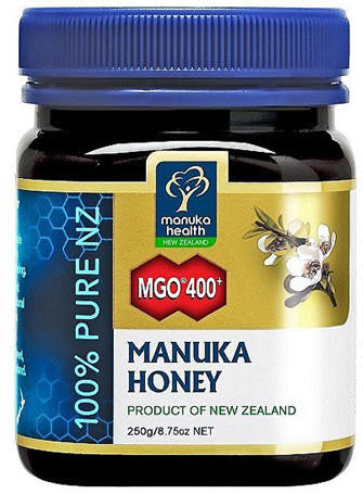 Manuka Health MGO™ 400+ Manuka Honey 250g