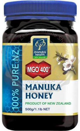 Manuka Health MGO™ 400+ Manuka Honey 500g