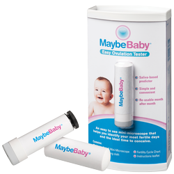 Maybe Baby Saliva Ovulation Tester