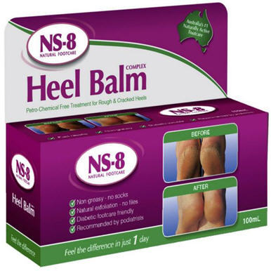 NS-8 Heel Balm 100ml - unavailable