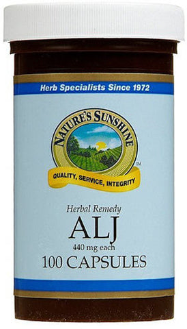 Nature's Sunshine ALJ 440mg Capsules 100