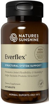Nature's Sunshine Everflex Tablets 60 - New Formula