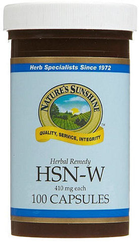 Nature's Sunshine HSN-W Capsules 100