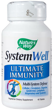 Nature's Way SystemWell® - Ultimate Immunity Tablets 45