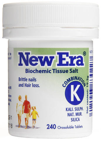 New Era Combination K Orosoluble Tablets 240