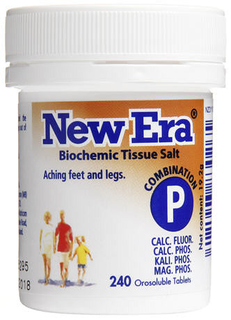 New Era Combination P Orosoluble Tablets 240