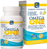 Nordic Naturals Omega One 560mg SoftGel Capsules 30