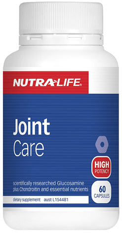Nutra-Life Joint Care Capsules 60