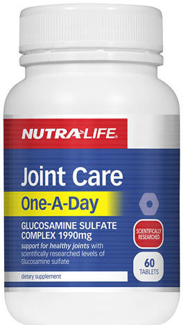 Nutra-Life Joint Care One-A-Day Tablets 60