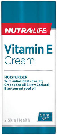 Nutra-Life Vitamin E Cream 50ml