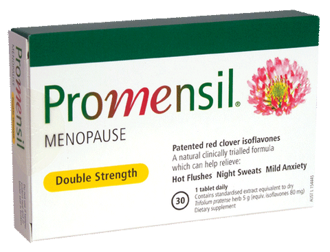 Promensil Menopause Double Strength Tablets 30