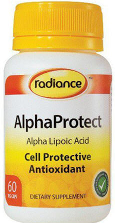 Radiance AlphaProtect Capsules 60