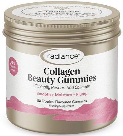 Radiance Beauty Gummies Collagen 50
