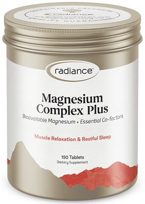 Radiance Magnesium Complex Plus Tablets 150