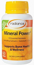 Radiance Mineral Power Capsules 60