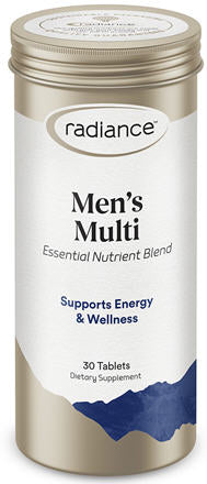 Radiance Multi for Men Tablets 30