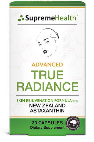 Supreme Health Advanced True Radiance Capsules 30