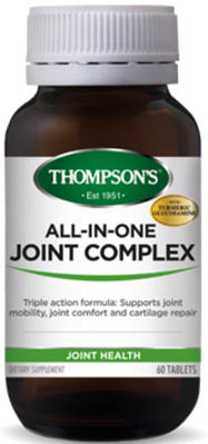 Thompson's All-in-One Joint Complex Capsules 60