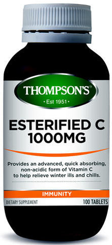Thompson's Esterified C 1000mg Tablets 100