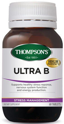 Thompson's Ultra B Tablets 60