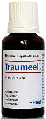 Traumeel Oral Liquid Drops 30ml