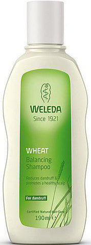 Weleda Wheat Balancing Shampoo for Dandruff 190ml