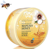 Wild Ferns Manuka Honey Sweet Sensation Sugar Scrub 240g
