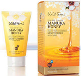 Wild Ferns Manuka Honey Protective Hydrating Moisturiser with SPF30 75ml