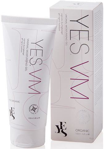 YES VM Organic Vaginal Moisturising Gel 100ml