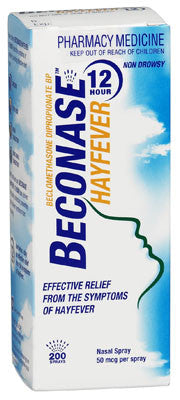Beconase Nasal Spray 200 Sprays