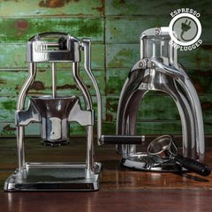 Rok Espresso Maker Rok Coffee Grinder Bundle