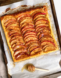 Apple and Cinnamon Tart Recipe