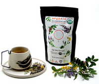 Product Highlight:  Organic Hiç Olive Forest Tea