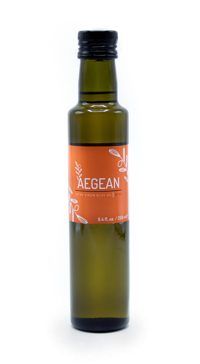 Aegean, by Hic Extra Virgin Olive Oil 250ml/8.5 Fl. Oz.