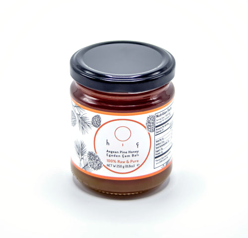 AEGEAN PINE HONEY - 250 grams