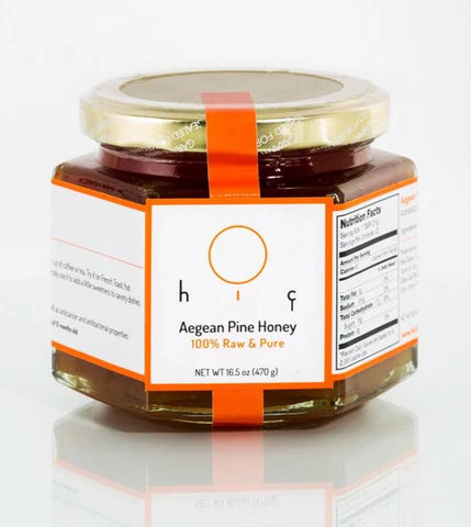 AEGEAN PINE HONEY- 470 grams