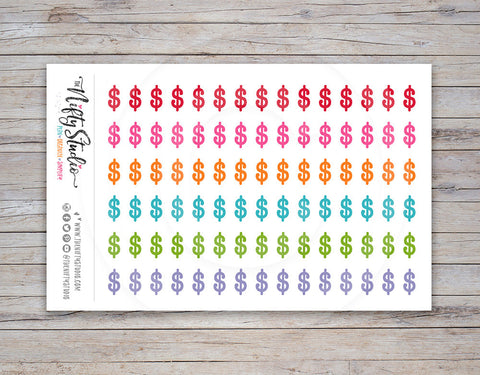 Payday Planner Stickers [129]