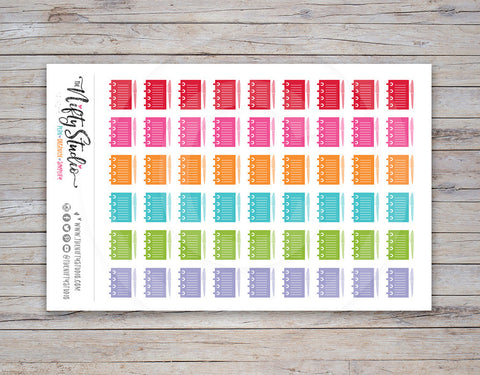 Planning Time Planner Stickers [151]