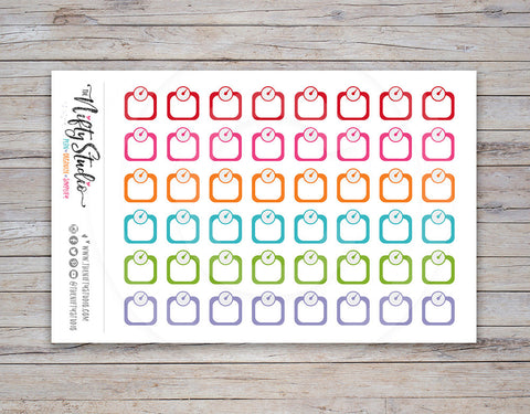 Scales Weight Tracking Planner Stickers [157]