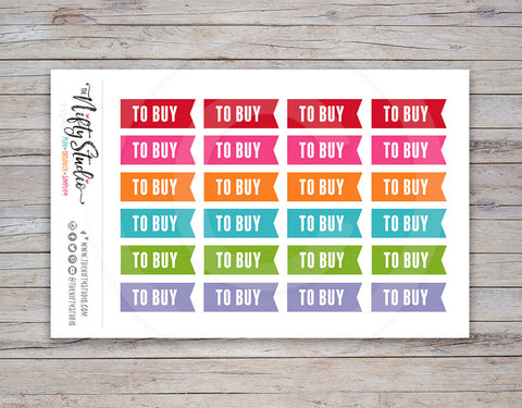 To Buy Planner Stickers